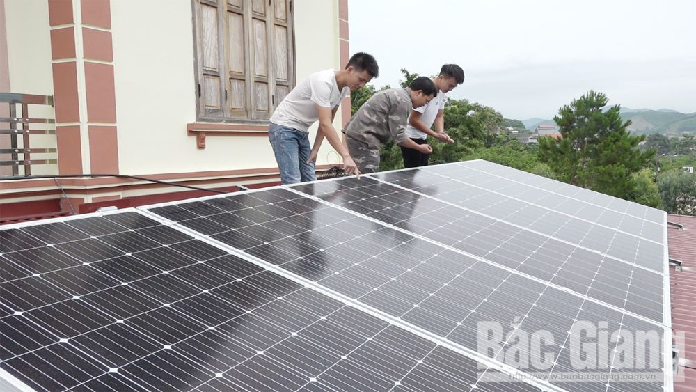 Lợi ích từ hệ thống điện mặt trời quy mô gia đình